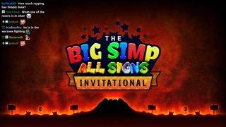 Dumpdome Vs. Protoman5 | Big Simp All Signs Invitational Semifinals
