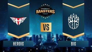 CS:GO - BIG vs. Heroic [Nuke] Map 2 - DreamHack Masters Spring 2021- Group B