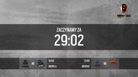 R6S Masters League - Dzień 5 - Patokalipsa vs ZeRo eSports & Samsung Morning Stars vs GoSkilla
