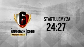 R6S Masters League - Dzień 4 - Slavgent vs MNM Gaming & Goskilla ML vs 1stCav Esport Club