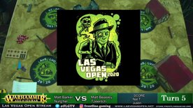 Highlight: Las Vegas Open 2020: Age of Sigmar Championships Friday Game 3