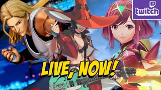 SMASH DIRECT LIVE - New Strive Trailer - Andy KOF15 & More!? !ads !nzxt (3-4)