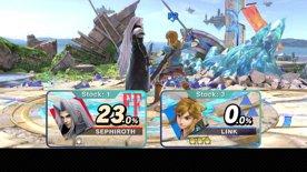 "Super Smash Bros. Ultimate - Mr. Sakurai Presents ""Sephiroth"""