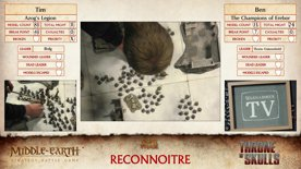 Middle-earth™ Strategy Battle Game Throne of Skulls 2019, Game 4 and Game 5
