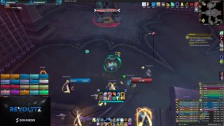 Soulless vs Sludgefist Mythic   Shaman Elemental PoV