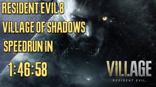 NG Village of Shadows Speedrun in 1:46:58 (WR/Glitchless)