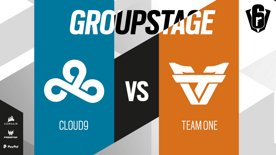 Cloud9 VS Team oNe // SIX INVITATIONAL 2021 – Group stage – Day 1