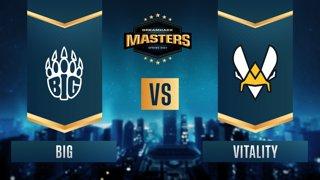 CS:GO - Vitality vs. BIG [Nuke] Map 2 - DreamHack Masters Spring 2021 - Group B