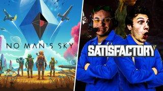 No Man's Sky le retour ! Voyons si je suis assez #Ad extre. Le jeu qui s'est refait une réputation. !bug de Twitch