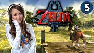 The Leend of Zelda: Twilight Princess HD - Part 5