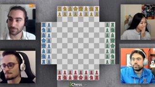 Highlight: 4 Player with Qiyu, Levy and Alex Ostrovskiy