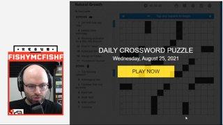 The Hardest Crossword Puzzle Ever Done (Crosswords 1)