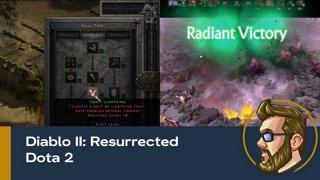 Diablo 2: Resurrected Technical Alpha | !jpedia |Twitter: @DroppedFrames @itmeJP @WhiskeySweet @MCUcrew