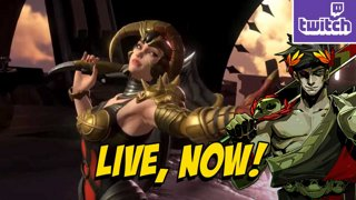 Playing -HADES- & Scorpina Power Rangers Later! (12-13) !ads !nzxt