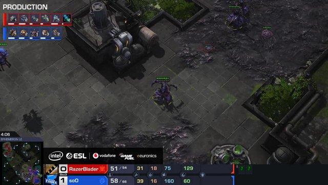 VOD: Razer vs Soo - IEM - m2