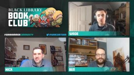 Black Library Book Club – Horus Rising