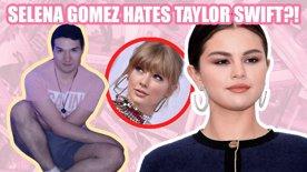 Selena Gomez HATES Taylor Swift?! Psychic Tarot Reading