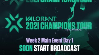 VCT JAPAN Stage2 -  Week 2 Main Event Day 1