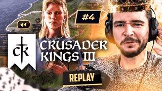 De nouveaux territoires pour la Bretagne ! (Crusader Kings III)
