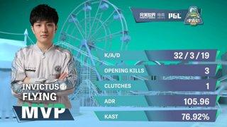 Tyloo vs Invictus Gaming - Perfect World Asia League Summer 2020  - CS:GO