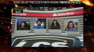 LCS Playoffs: Evil Geniuses vs. 100 Thieves