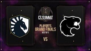 Liquid vs FURIA (Overpass) - cs_summit 8 Playoffs: GRAND FINALS - Game 1