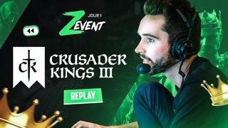 VIVE LA BRETAGNE LIBRE ! (Nocturne Crusader Kings 3 #ZEVENT2020)