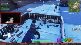 FORTNITE TWEETED ME OUT (SEASON 6 GAMEPLAY) HIGHLIGHT