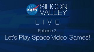 NASA in Silicon Valley Live - Episode 03