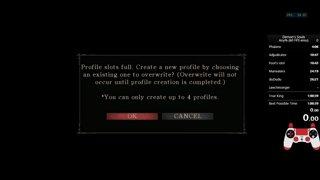 Demon's Souls Any% emu 60 FPS (56:14 IGT)