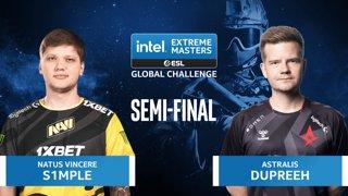 CS:GO - Natus Vincere vs. Astralis [Inferno] Map 1 - IEM Global Challenge 2020 - Semi-final