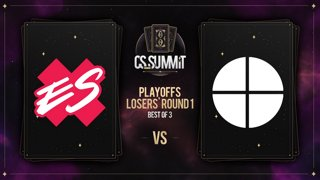 Extra Salt vs EXTREMUM (Vertigo) - cs_summit 8 Playoffs: Losers' Round 1 - Game 1
