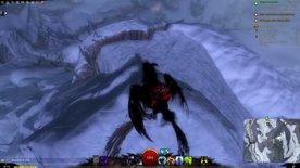 Griffon Jotun Cave Fly Through [Guild Wars 2]