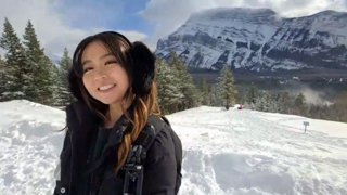 new snow ❄ BANFF 2/2