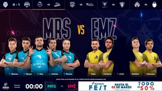 MOVISTAR RIDERS VS EMONKEYZ CLUB   Superliga Orange League of Legends   Jornada 13   TEMPORADA 2020