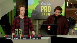 LIVE: ESL Pro League Season 11 - Day 22 - Pre-show