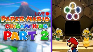 Paper Mario: The Origami King :: Part 2