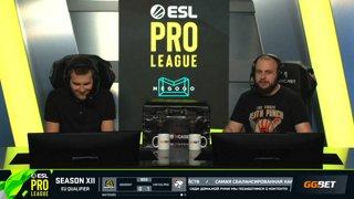 GODSENT vs Virtus.pro [Map 2, Overpass] BO 3   ESL Pro League Season 12