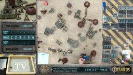 Adeptus Titanicus – Loyalists vs Traitors Battle Report