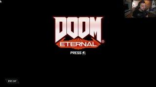 Elajjaz plays DOOM Eternal (DLC part 2)