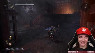 Highlight:  Nioh 2 Path of the DLC's ㊙️🐉Misterious Warrior Monk