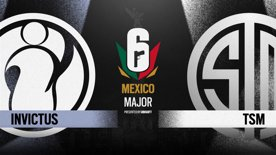 Invictus Gaming vs. TSM // Six Major Mexico - group stage - day 1