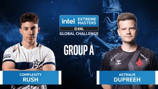 CS:GO - Astralis vs. Complexity [Overpass] Map 2 - IEM Global Challenge 2020 - Group A
