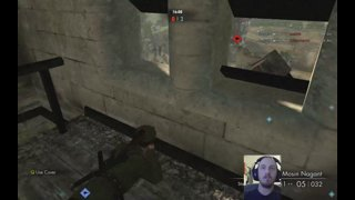 Sniper Elite V2 Gigglefest with Tasara22 and friends