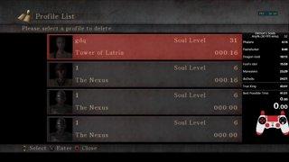 PB - Demon's Souls Any% emu 30 FPS (43:22 IGT)