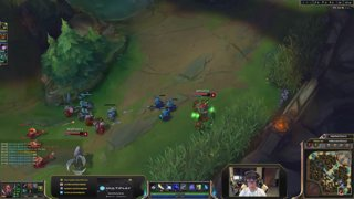 CoreJJ Crazy Cross Map Ashe Arrow
