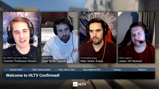 Recent news |  HLTV Confirmed S4.E1