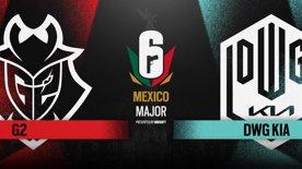 G2 Esports vs. DWG KIA // Six Major Mexico - group stage - day 3