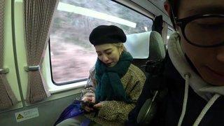 Japan day 44, TSUMAGO JUKU w/ !haremiYT !joey !social