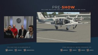 X-Plane 11 - Newegg Plays: Craziness Ensues Flying a Bunch of Weirdos to Vegas on PilotEdge